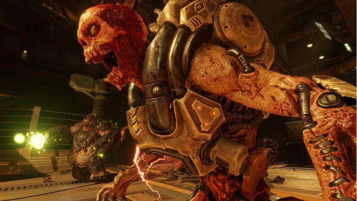 DOOM: Neuer Bloodfall-DLC jetzt erhältlich und im Gameplay-Trailer präsentiert