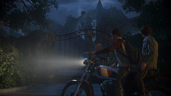 Uncharted 4: Kapitel 16 – Die Brüder Drake 1