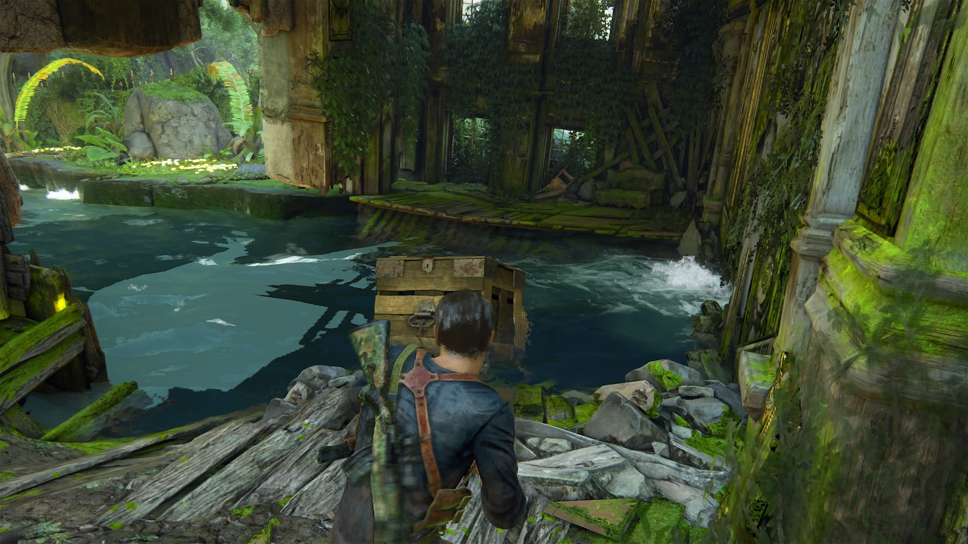 Uncharted 4: Kapitel 18 – New Devon 4