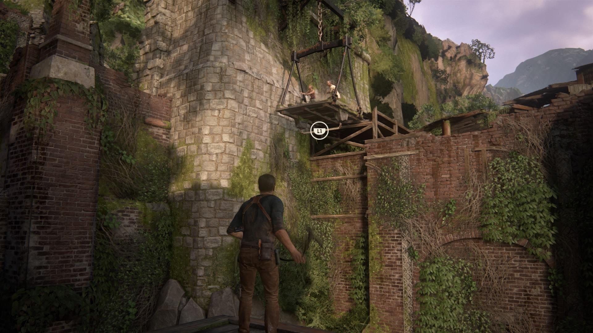 Uncharted 4: Kapitel 20 – Kein Entkommen 5