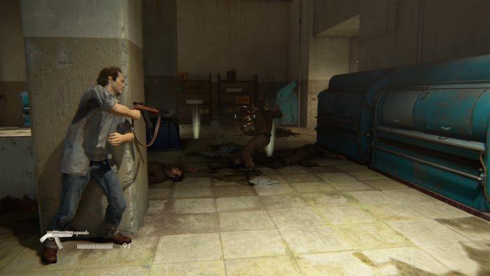 Uncharted 4: Kapitel 5 – Héctor Alcazar 1