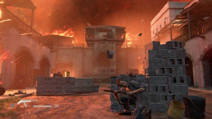 Uncharted 4: Kapitel 5 – Héctor Alcazar 2