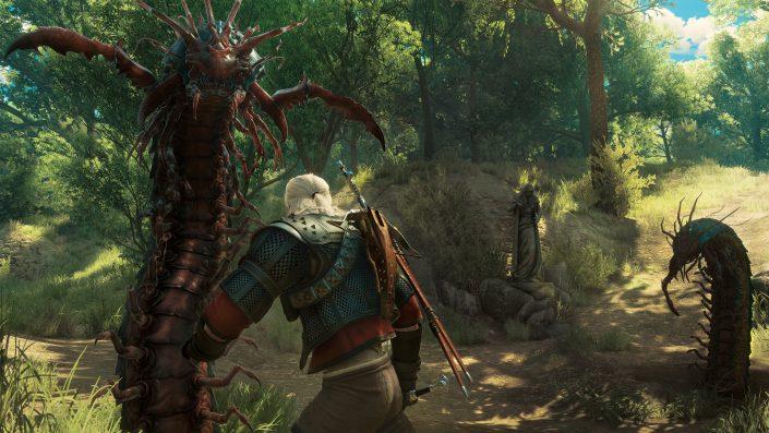 The Witcher 3: Blood and Wine mit 30 Stunden Spielzeit und mehr als 90 Quests?