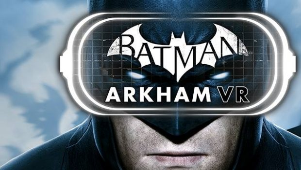 Batman Arkham VR von Rocksteady für PSVR