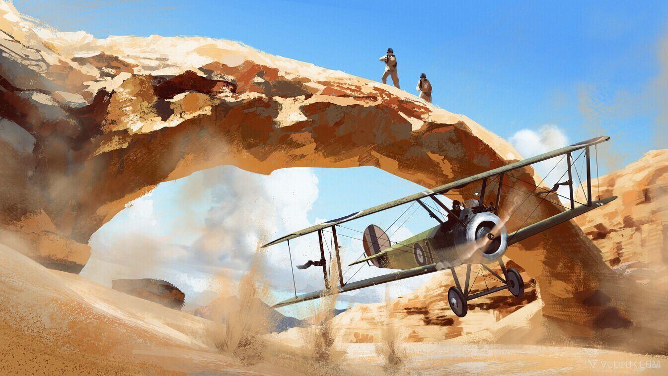 Battlefield 1 Artworks Bild 22 playm de