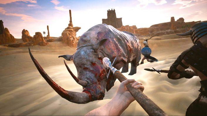 Conan Exiles: Architects of Argos-Erweiterung erscheint heute