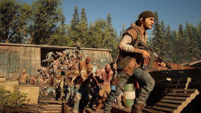 Days Gone: Zahlreiche neue Details zum kommenden PS4-Survival-Titel, Spielzeit, Gameplay-Details und mehr