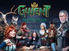 GWENT The Witcher Card Game Keyart