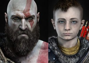 God of War Both