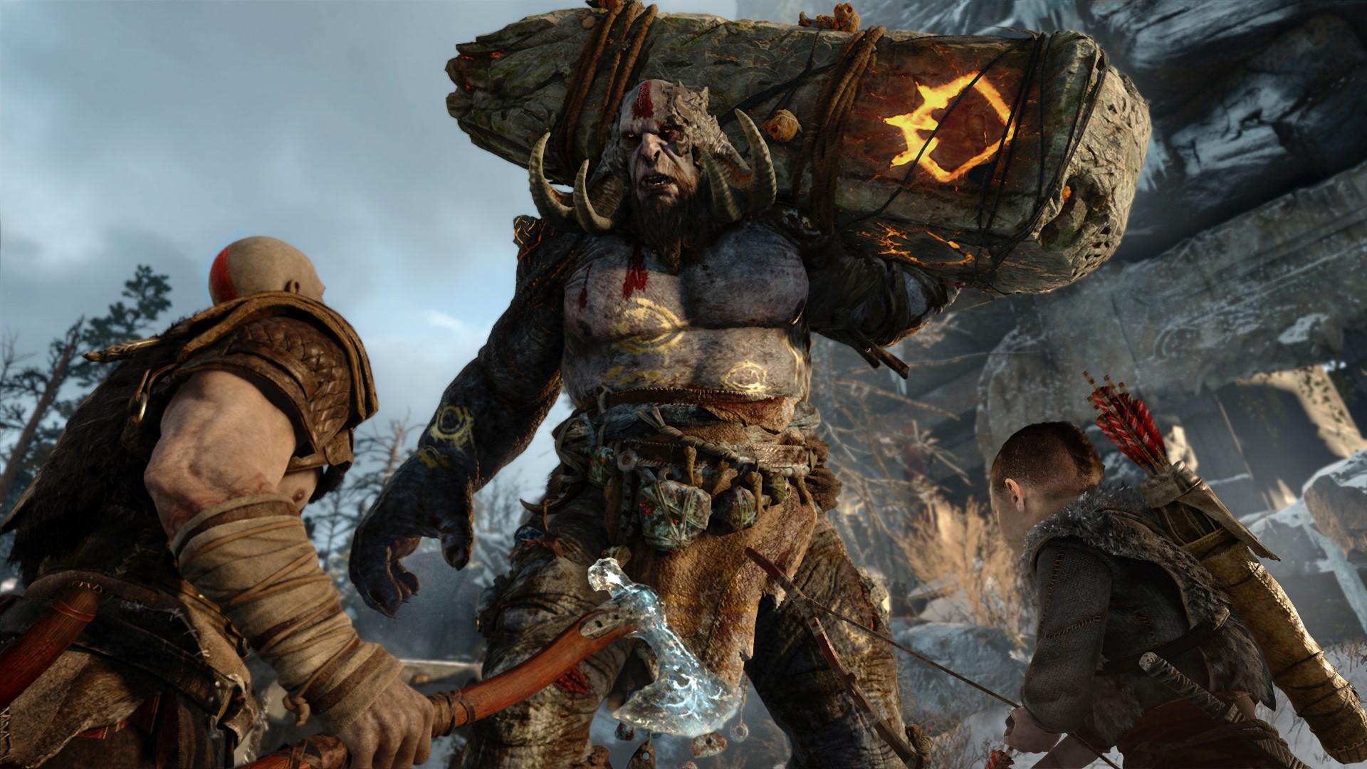 God of War PS4 (2)