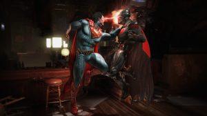 Injustice 2 Batman vs Superman
