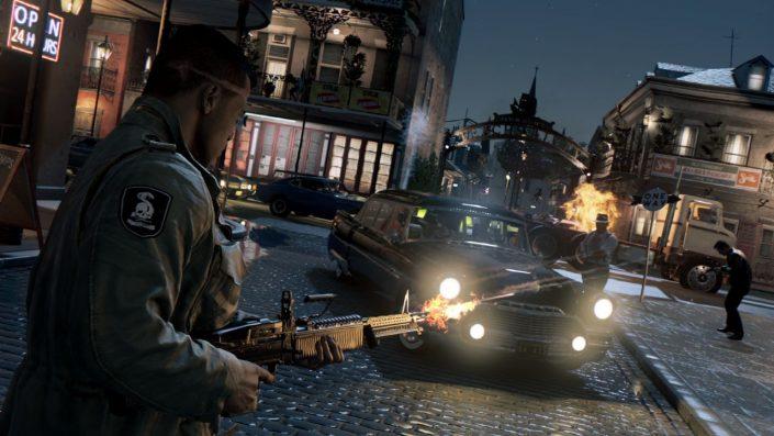 Mafia 3: Ein 2,6GB großer Day-One-Patch und Unterstützung für PS4 Pro bestätigt – Update