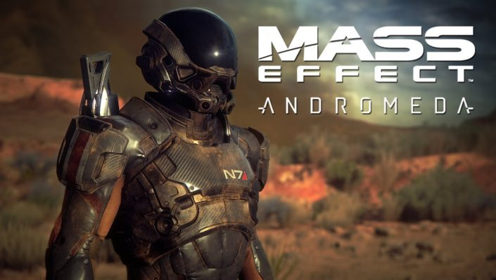 Mass Effect Andomeda: Gameplay-Video zeigt PS4 Pro-Version