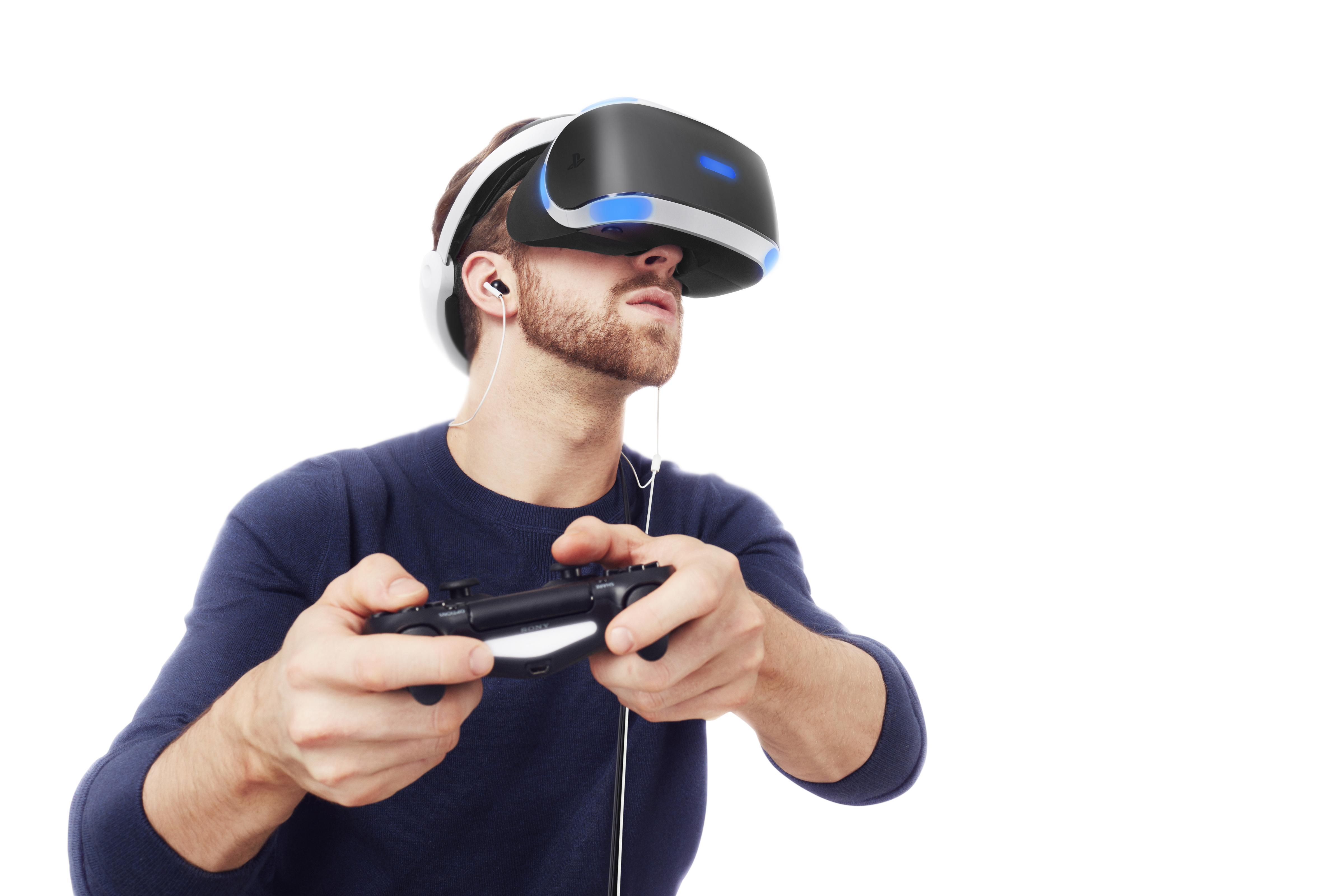 PlayStation VR PSVR (3)