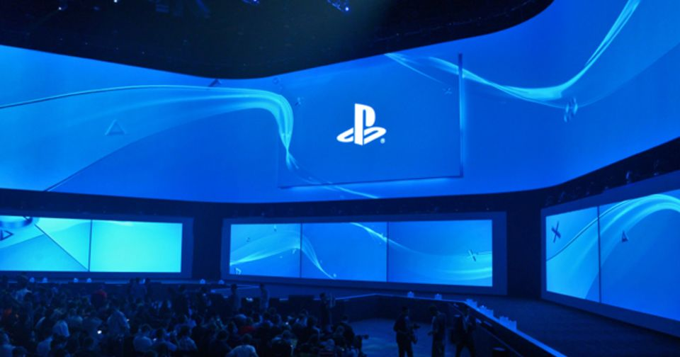Sony PlayStation E3 Stage
