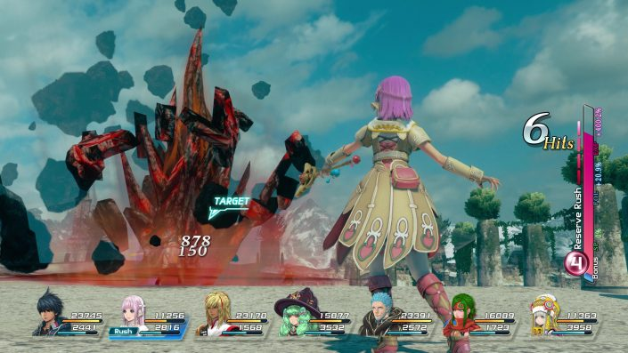 Star Ocean Integrity and Faithlessness - PS4 Screenshot 03