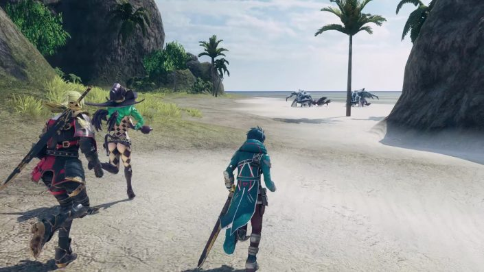 Star Ocean Integrity and Faithlessness - PS4 Screenshot 05