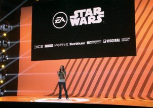 Star Wars EA Play E3 2016 Jade Raymond