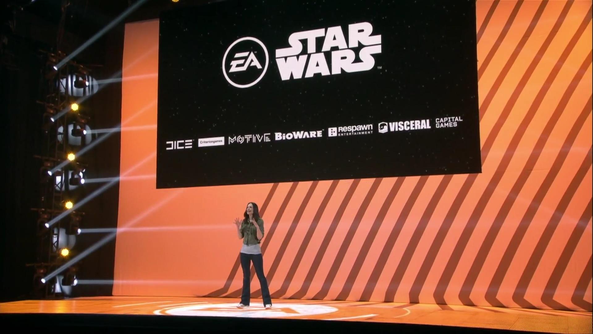 EA Play: Acht Spiele auf der Pressekonferenz