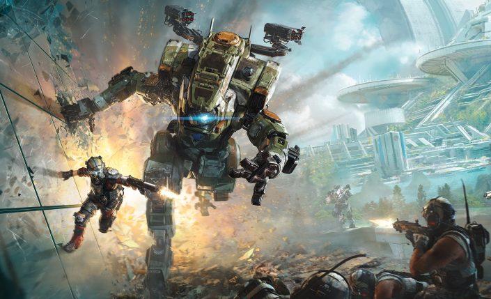 Titanfall 3: Respawn Entertainment sucht neue Mitarbeiter