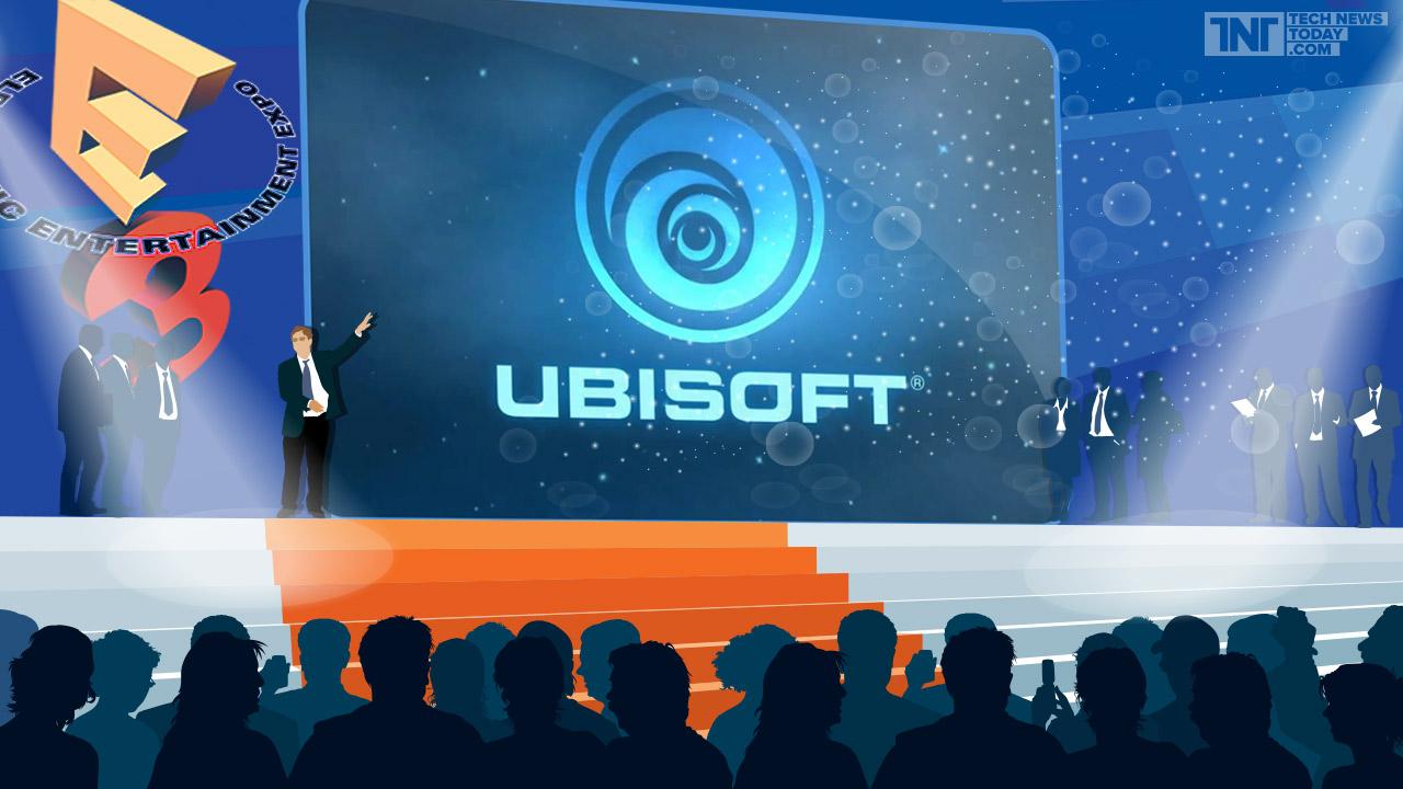 Ubisoft Pressekonferenz
