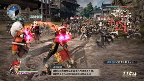 Samurai Warriors Spirit of Sanada: Launch-Trailer und Charakter-Video mit Kampfszenen