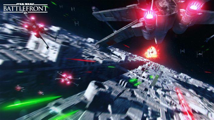 Star Wars Battlefront Ultimate Edition als Disk im Anmarsch