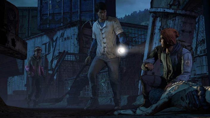 The Walking Dead: In der dritten Staffel gibt es mehrere Möglichkeiten Spielstände zu importieren