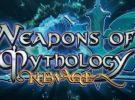 Weapons of Mythology New Age Logo
