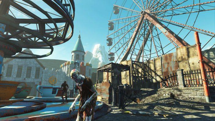 Fallout: New Vegas – Konsolen haben das Spiel zurückgehalten