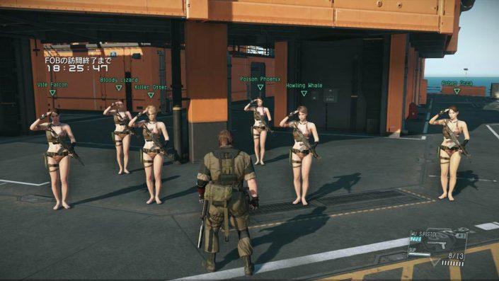 Metal Gear Solid 5: Spieler schalten versteckte Zwischensequenz frei