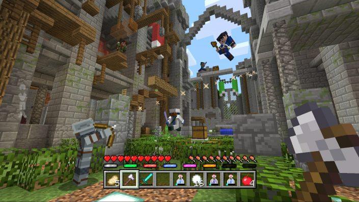 Minecraft Sony Wehrt Sich Gegen CrossPlattformPlay Playde - Minecraft ps4 pc zusammen spielen