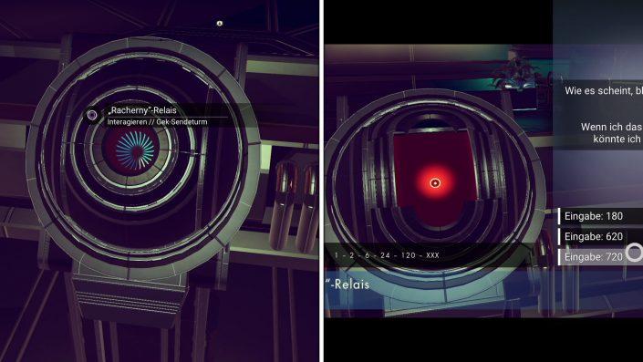 No Man's Sky - Planeten erkunden auch ohne Karte - Sendeturm