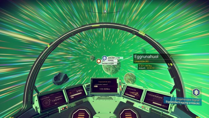 "No Man's Sky: Launch-Trailer zum ""Beyond""-Update"