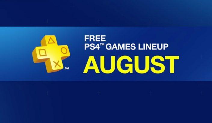 PlayStation Plus: Spiele für August 2018 veröffentlicht