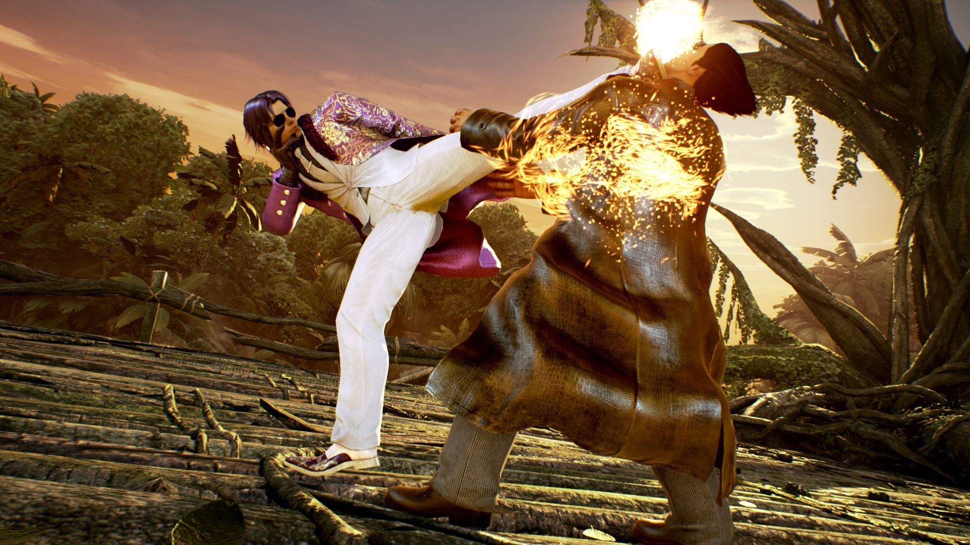 Tekken 7 - Trailer zeig neue Charaktere