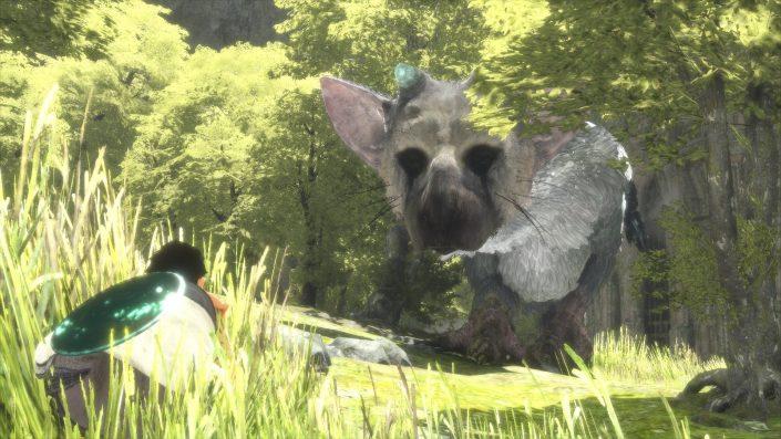 The Last Guardian: Das PS4-Adventue erreicht den Gold-Status, von Shuhei Yoshida bestätigt