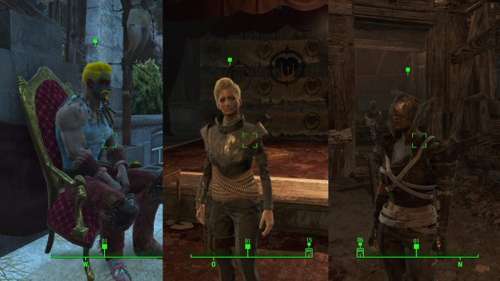 Fallout 4 - Nuka-World - Einsteiger-Guide - Raider-Fraktionen