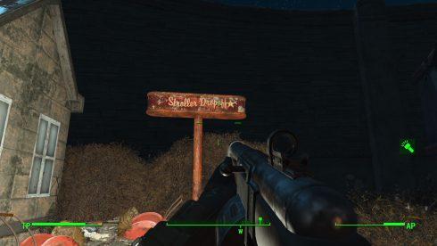 Fallout 4 - Nuka-World - Fundorte der Korki-Codes - Nuke-Town USA