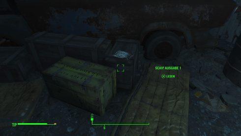 Fallout 4 - Nuka-World - Fundorte der Scav Magazine - Ausgabe 1 - Galactic Zone