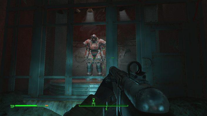 Fallout 4 - Nuka-World - Nuka-Cola Powerrüstung