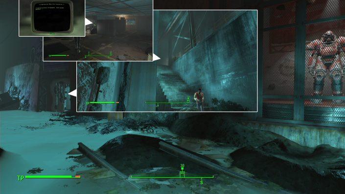 Fallout 4 - Nuka-World - Nuka-Cola Powerrüstung - Fundort