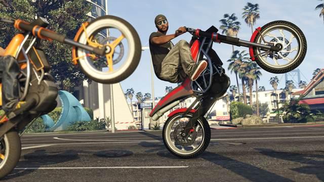 GTA 5 Online: Bikers-Erweiterung veröffentlicht und Gameplay-Video