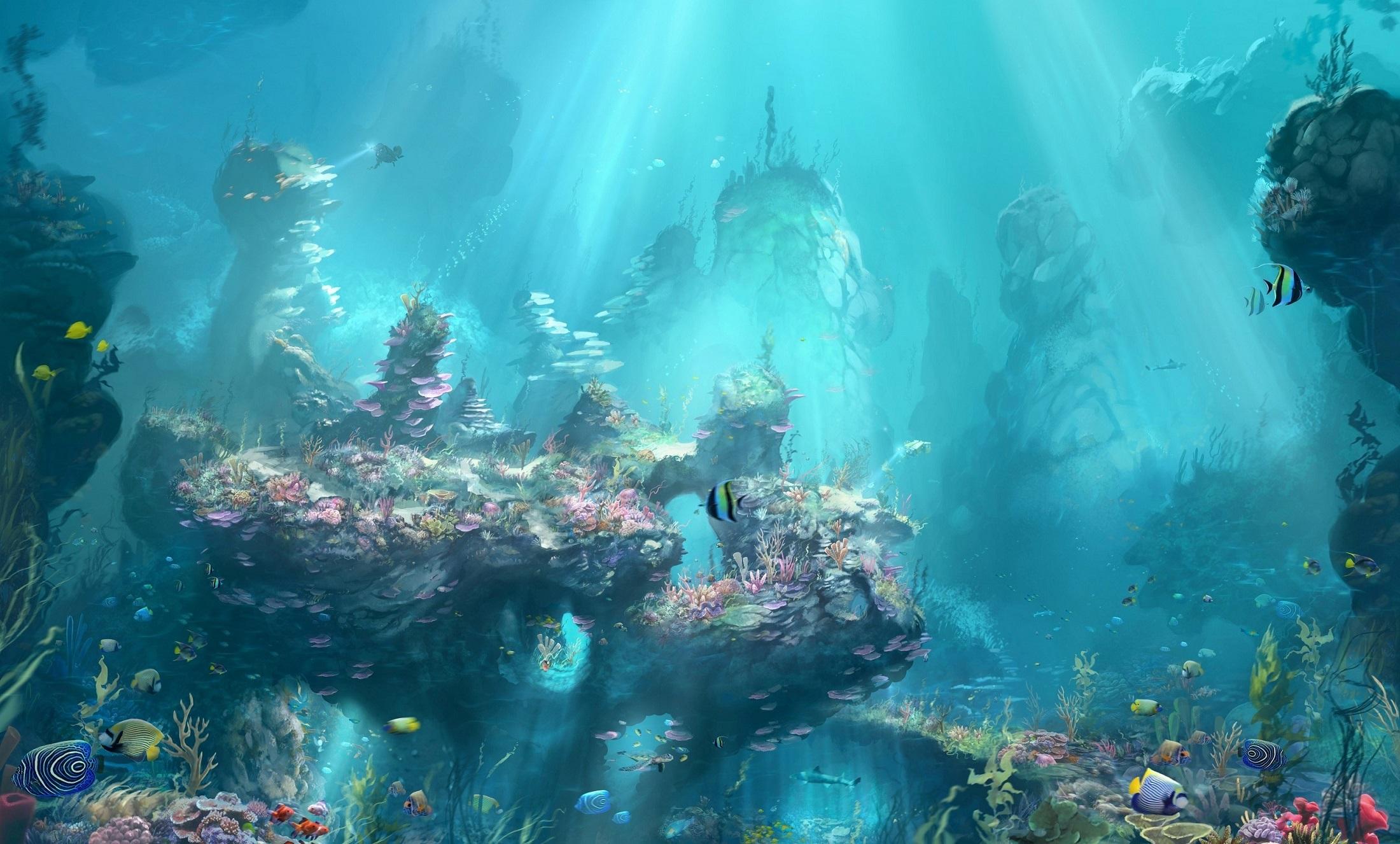 PlayStation VR Worlds Ocean Descent