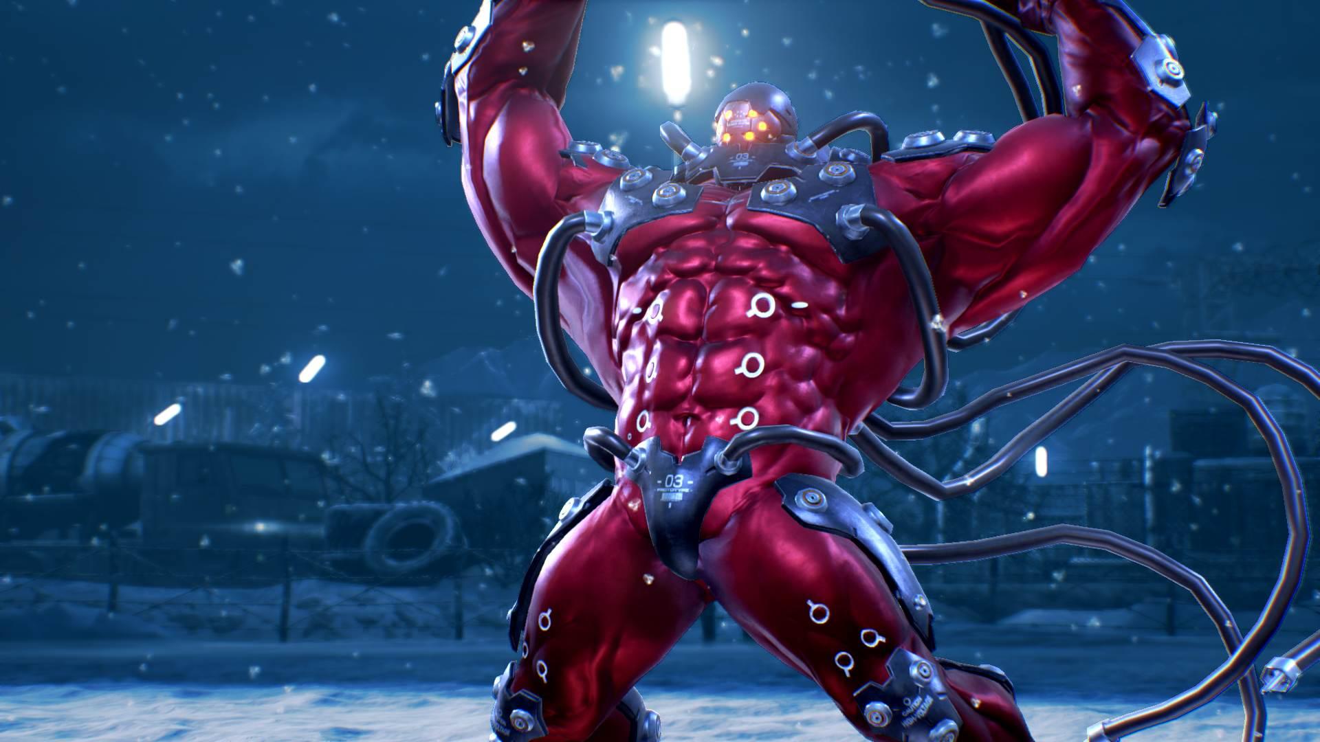 Tekken 7 - Goldstatus, zwei PlayStation-Bundles und ein Charakter-Trailer