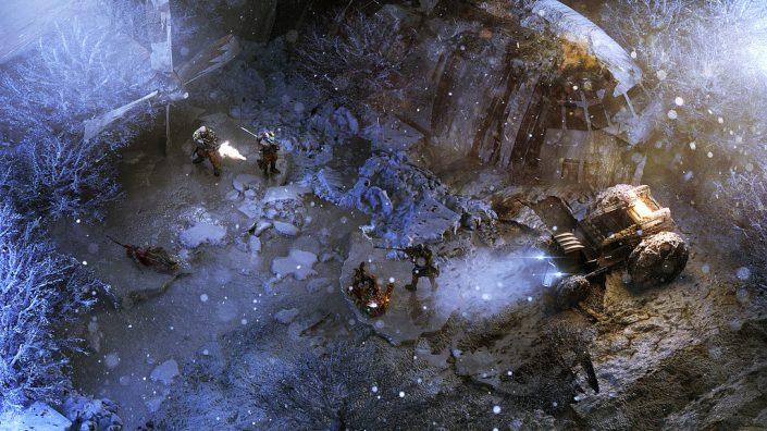 Wasteland 3: Release erfolgt im Frühjahr 2020 – E3-Trailer mit deutschen Texten veröffentlicht