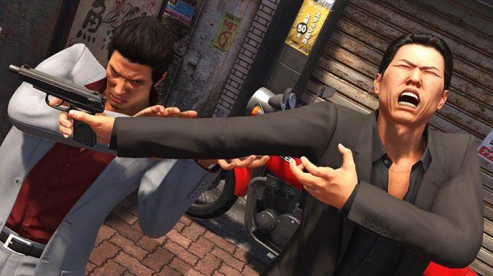 Yakuza Kiwami und Yakuza 6: The Song of Life – Neue Trailer zur E3 2017