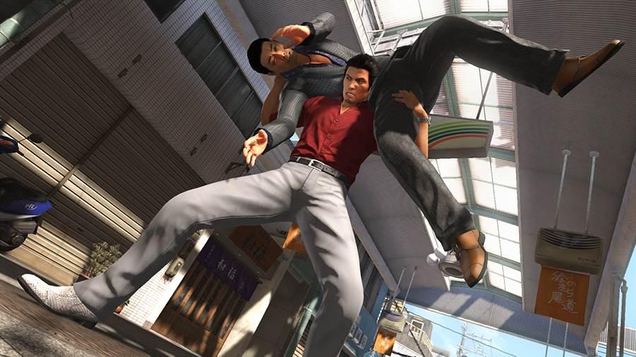 Yakuza & Persona für PC