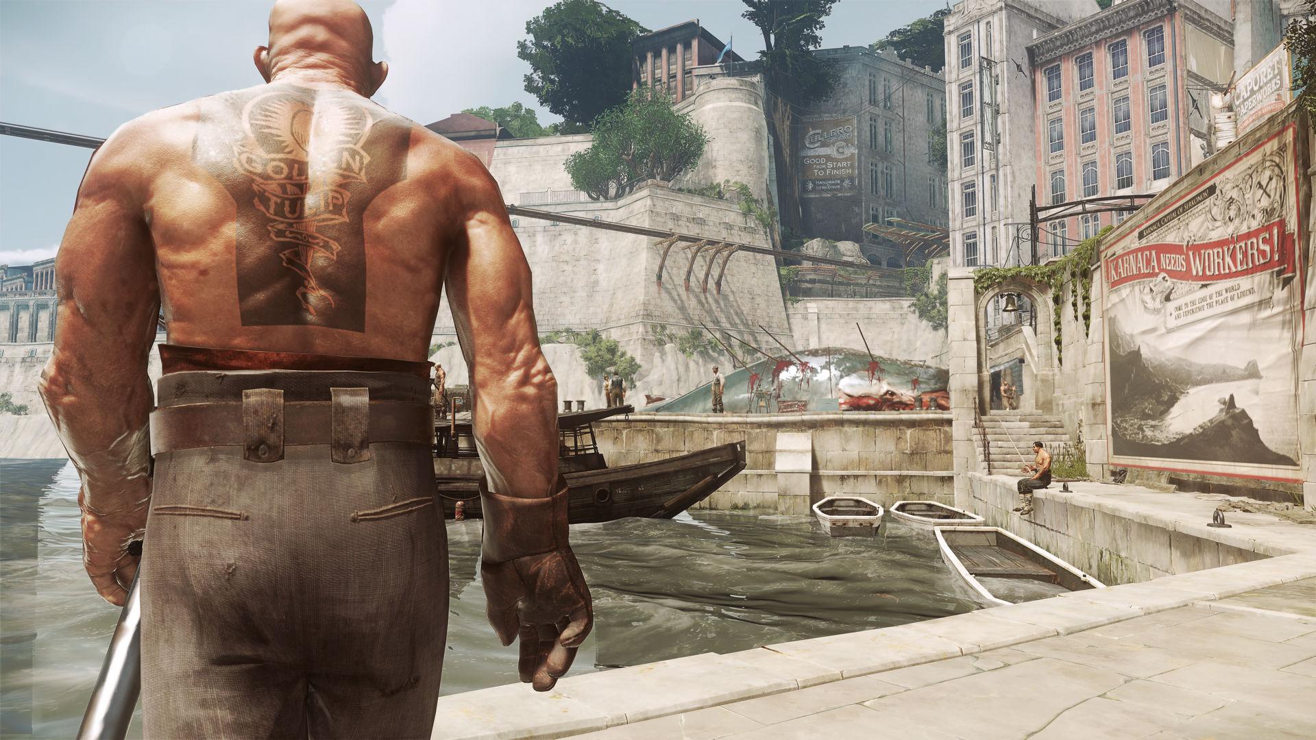 Dishonored 2 bekommt seinen Launch-Trailer