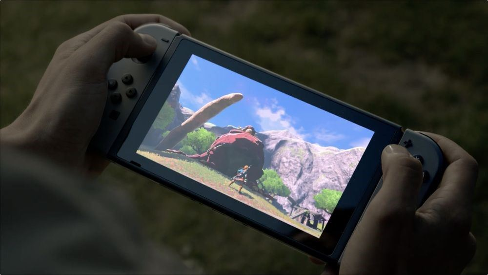 Nintendo switch weiterer h ndler startet vorverkauf mit for Ohrensessel unter 300 euro